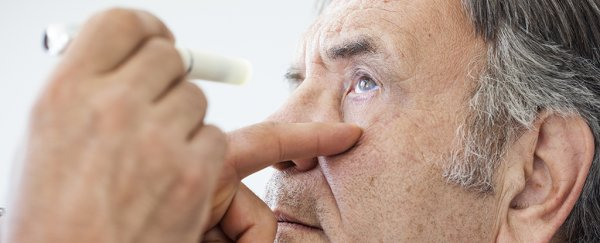 Scientists Just Discovered A Crucial Link Between Eye Disease And