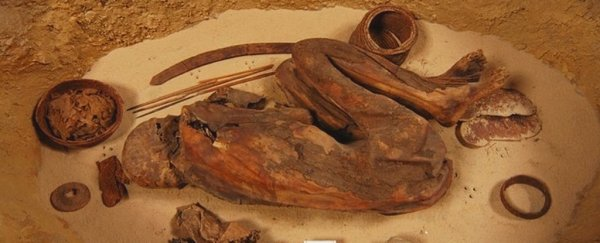 Grisly discovery shows Egyptians were mummifying their dead way earlier than we thought
