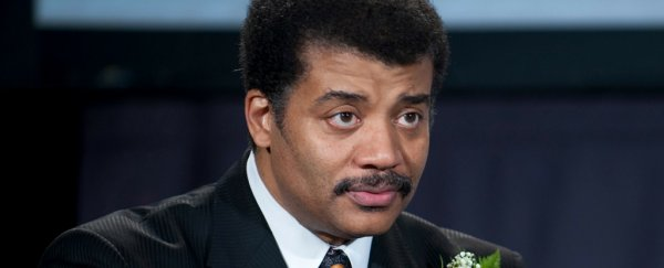 Neil DeGrasse Tyson Thinks He Has A Better Idea Than Trump's Space Force