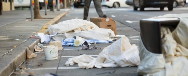 San Francisco Streets Are Covered in Human Poop  Here's Why That Can
