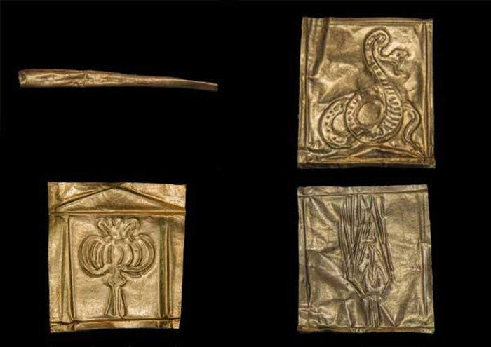 sarcophagus gold panels 700