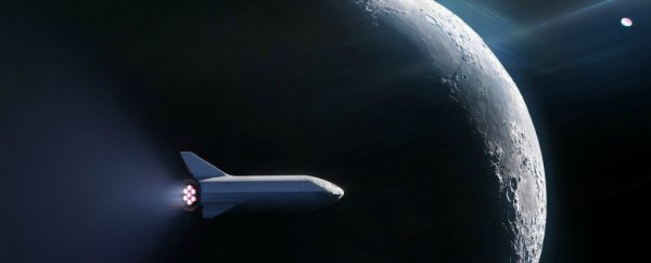 Elon Musk is about to name the first private passenger to fly around the moon