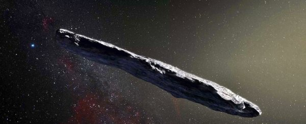'Oumuamua came from outside the Solar System. Astronomers just got closer to finding its source