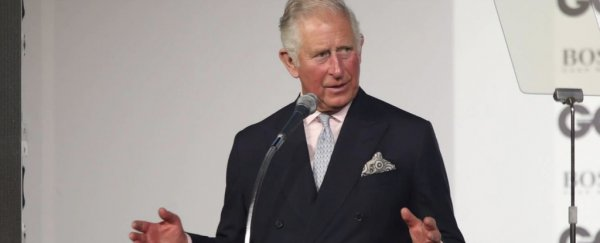 "Prince Charles says he ""utterly objects"" to the idea of people becoming part human, part machine"