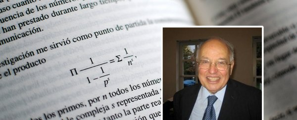 Top mathematician says he's solved a 160-year-old maths problem worth $1 million