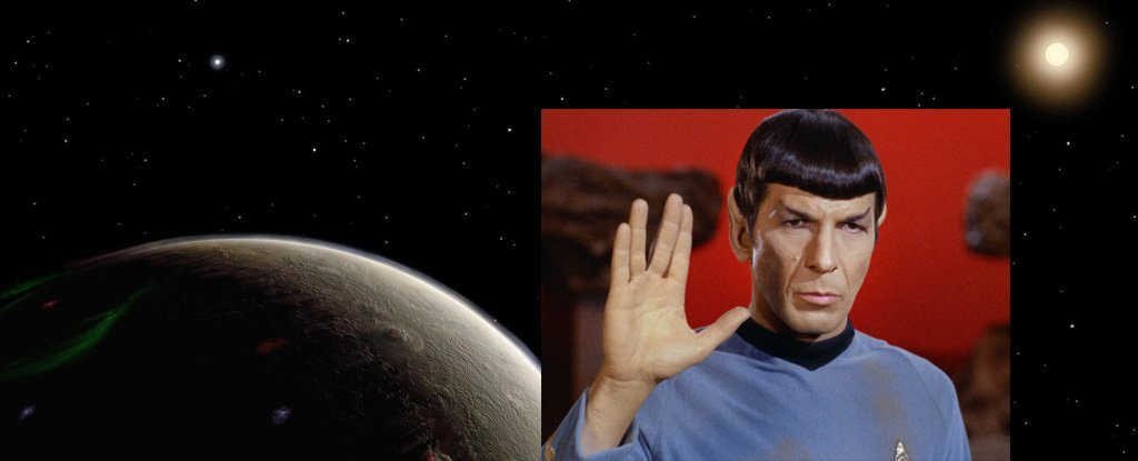 Astronomers Just Found a Planet Where Star Trek's Vulcan Was Predicted to Exist