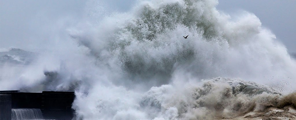 Scientists Have Found The Mystery Cause of One of The Biggest Tsunamis Ever Recorded