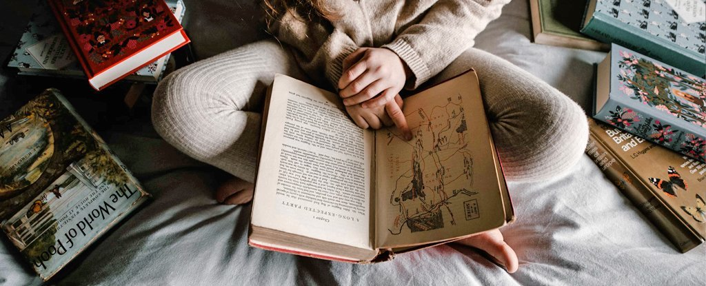 Growing Up With Lots of Books Could Give a Significant Boost in 3 Key Life Skills