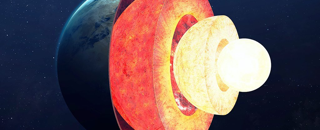 For The First Time, We Have Confirmation That Earth's Core Is Actually Solid