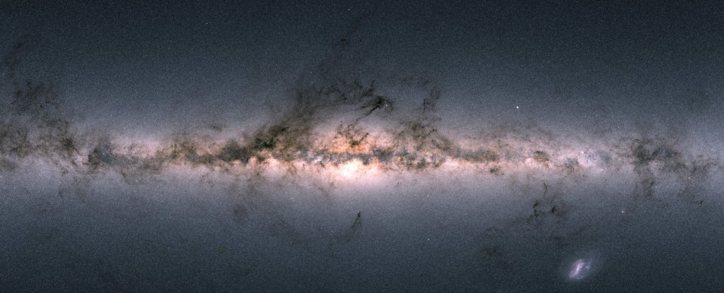 A Brutal Galactic Collision Filled Our Milky Way With ...