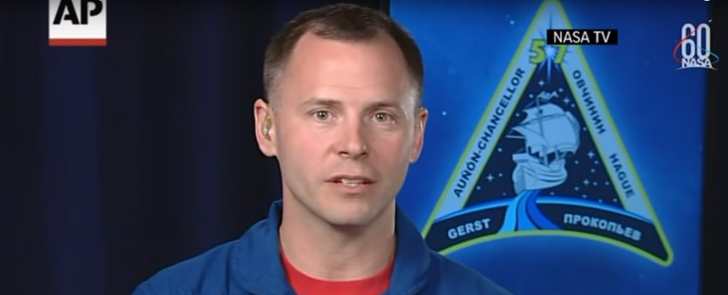 NASA Astronaut Describes What It Was Like to Fall to Earth When Soyuz Launch Failed