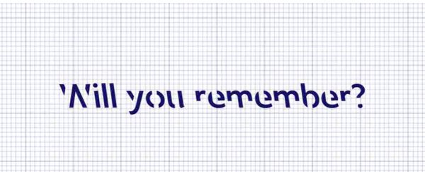 This Wacky New Font Is Designed to Help You Remember What