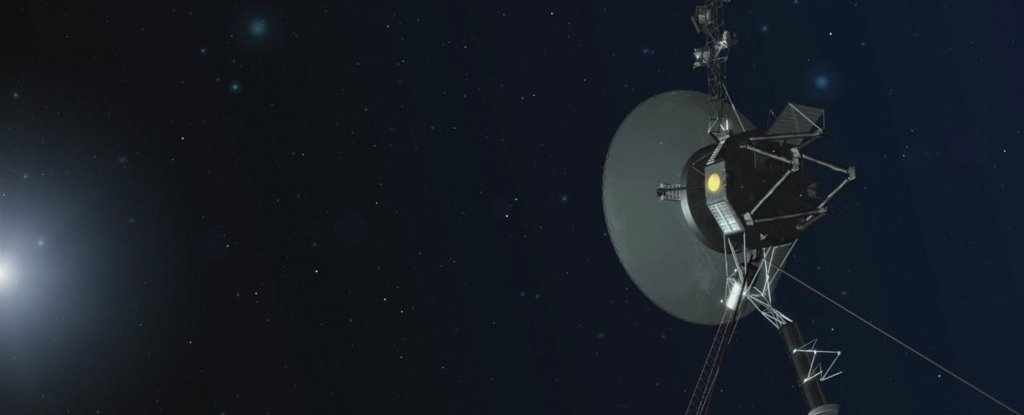 NASA Has Announced That Voyager 2 Is Detecting a Telltale Increase in Cosmic Radiation