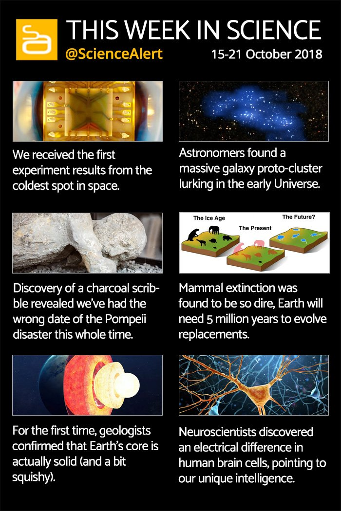 this week in science15 Oct