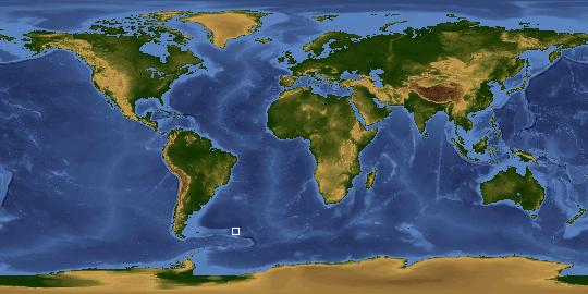 iceberg location