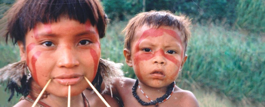 There's a Crucial Physiological Difference Between Us And These Remote Amazonian Tribes
