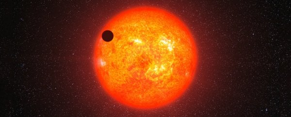 Astronomers have detected a Super-Earth orbiting a star that's surprisingly close to us