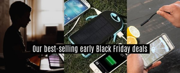 Our top 9 early black Friday deals for knowledge lovers