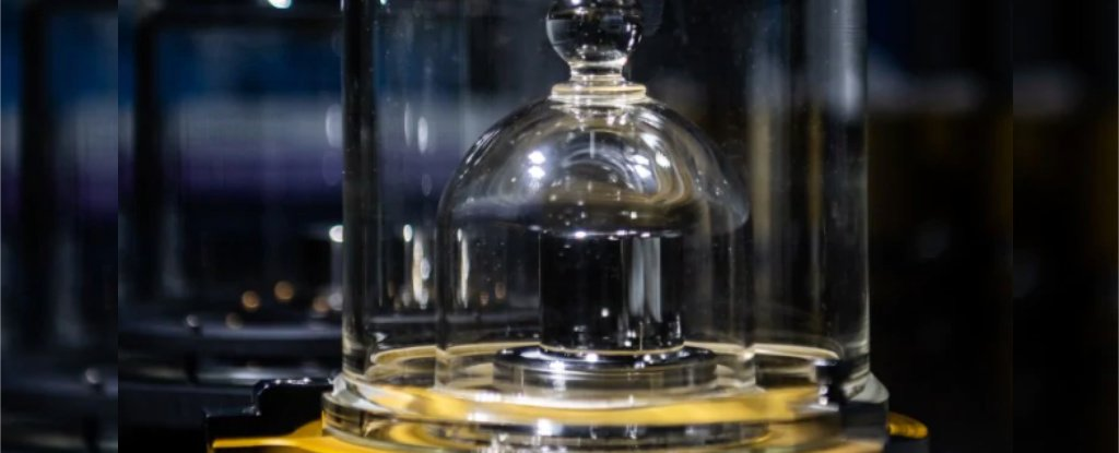 It's Official: The Definition of a Kilogram Has Changed
