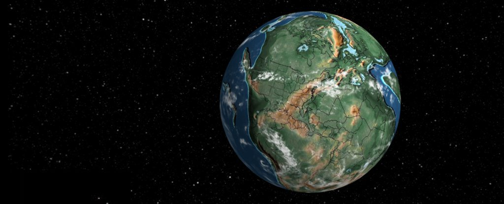 In The Future, Earth Will Have Just One Continent. It Might Look Like This