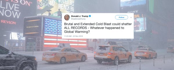 Reminder: Cold winters don't mean global warming isn't happening