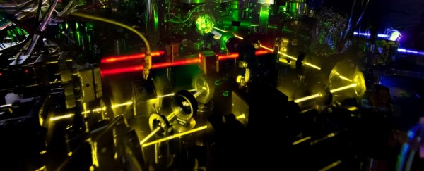 We Now Have Atomic Clocks So Precise, They Could Detect