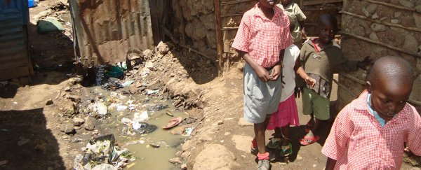 Millions of women in Kenyan slums avoid using available toilets. We need to pay attention to this