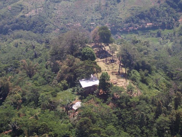 Gunung Padang site. Image: Danny Hilman Natawidjaja
