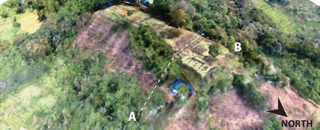 A Scientist Claims The World's Oldest Pyramid Is Hidden in an Indonesian Mountain