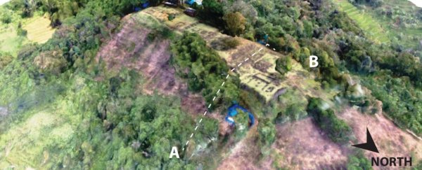 A Scientist Claims The Worlds Oldest Pyramid Is Hidden In An Indonesian Mountain