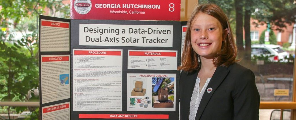 This 13-Year-Old Invented a Genius, Prize-Winning Way to Improve Solar Panels