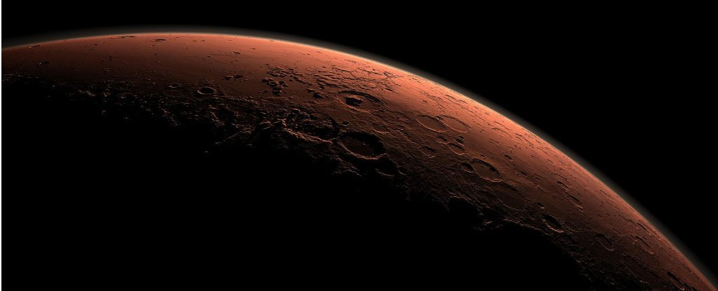 Scientists Thought Mars Was Covered in Methane. Now It's Disappeared