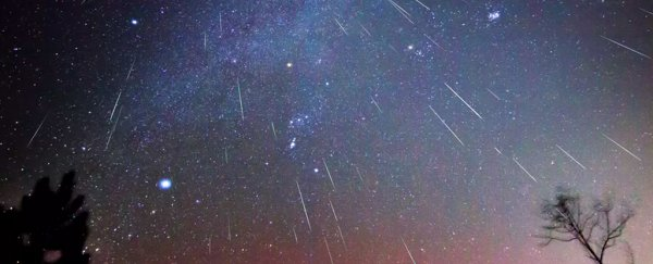 Get ready! Here's what you can expect from this week's Geminids meteor shower