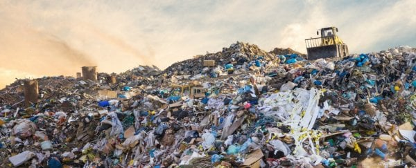 There's a Trash Crisis in The US Happening Right Now