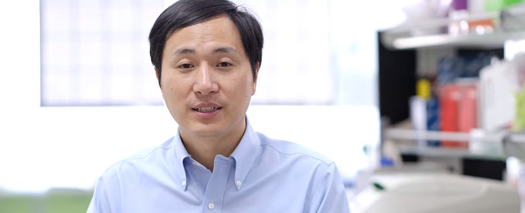 Rumours Claim The Chinese 'CRISPR Babies' Scientist Has Gone Missing