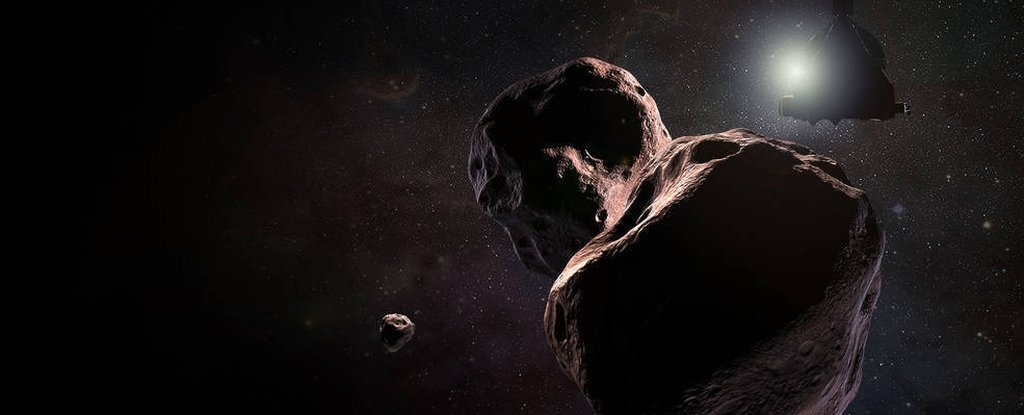 The Very First Space Event of 2019 Was Just Confirmed: Ultima Thule, Here We Come