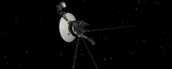Rumour has it NASA might be about to announce huge Voyager 2 news