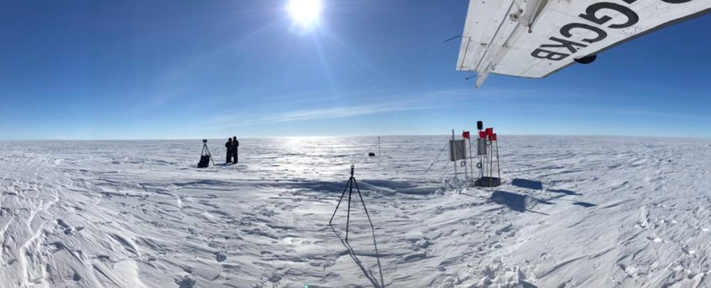 Scientists Just Drilled Through Thousands of Feet of Ice Into a Mysterious 'Lost' Antarctic Lake