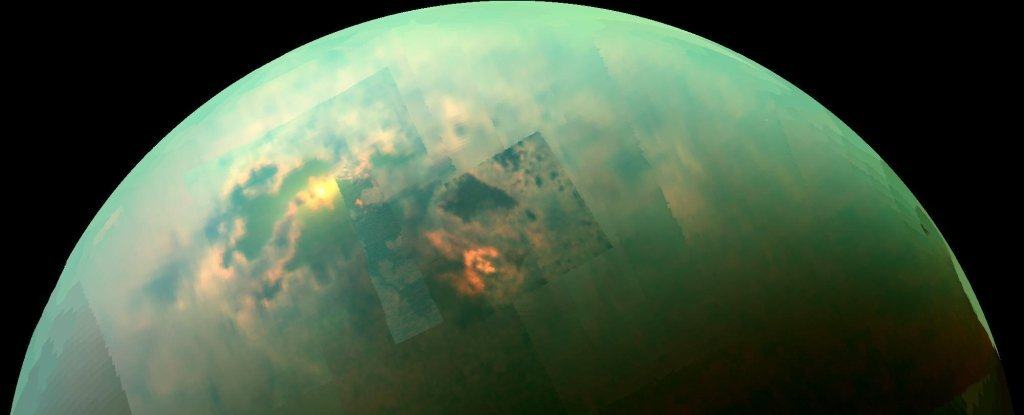 Astronomers Just Found Evidence of a Curious Weather Phenomenon on Titan