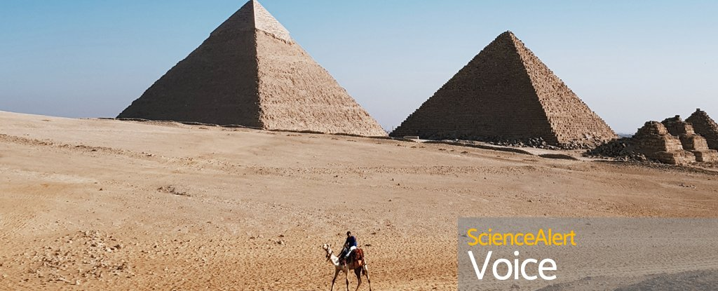I went to the pyramids - here is the downside no one talks about