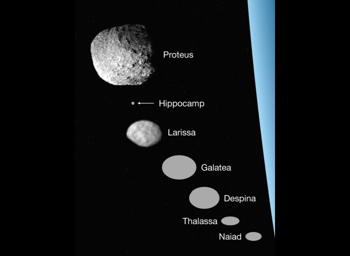 moon sizes