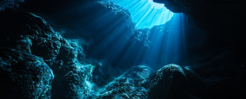 One of The Most Remote Parts of The Ocean Has an Origin We've Never Seen Before