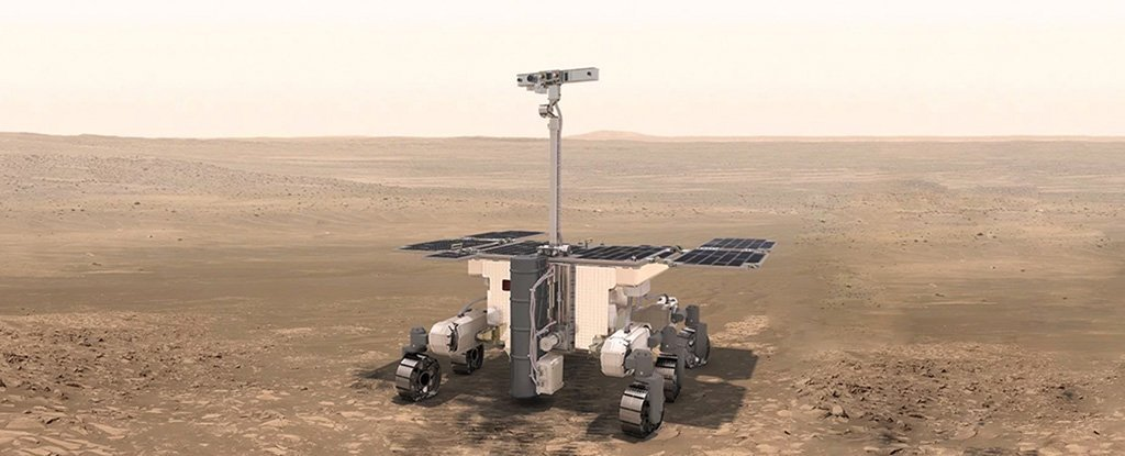 esa mars rover name - photo #2