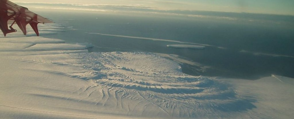 Antarctica Is About to Unleash an Iceberg Twice The Size of New York City