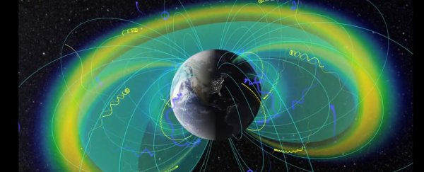 Risultati immagini per magnetic field plasma