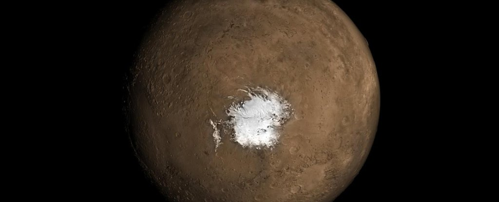 We Just Got Evidence That Mars Could Have Volcanic Activity
