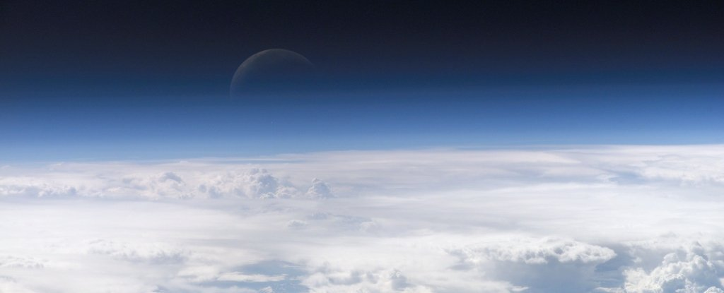 Earth's Atmosphere Is Bigger Than We Thought - It Actually Goes Past The Moon