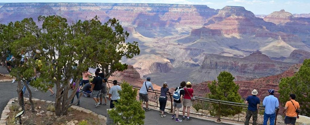 Somebody Left Buckets of Radioactive Uranium Ore in a Popular Grand Canyon Attraction