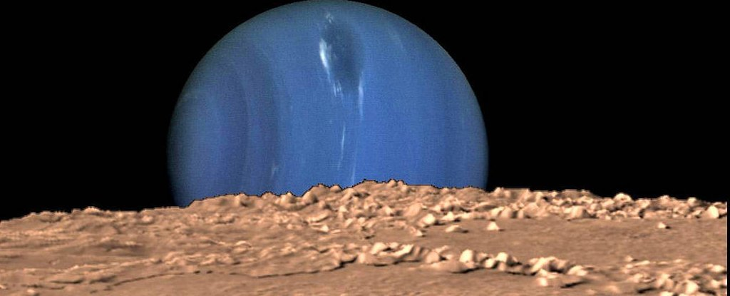 NASA Has Proposed a Mission to Neptune's Moon Triton, And We're So Excited