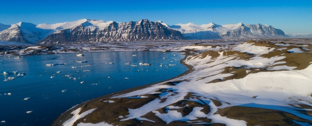 It's Official: There's Nothing We Can Do Now to Stop Arctic Temperature Rise